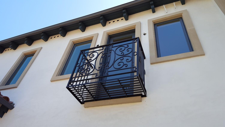 Custom Stair Railings Example 4